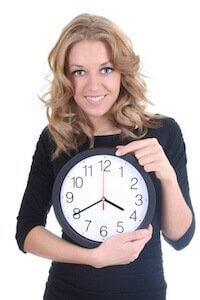 horaire hebdomadaire