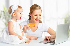 Fiche de paie assistante maternelle