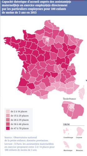 Salaire Moyen Des Assistantes Maternelles En 2016 Rapport D